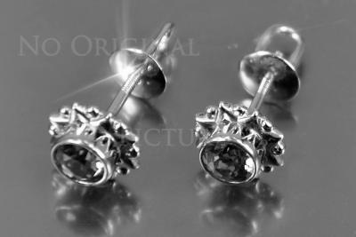 vrpr008 Russian rose Soviet gold pearl ring