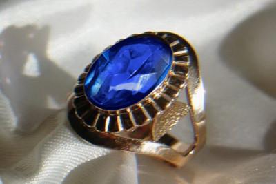 Russian rose gold alexandrite earrings veax039